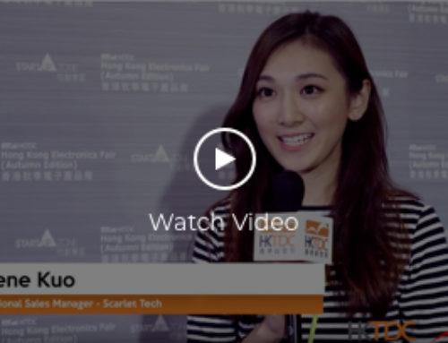 Hong Kong Electronics Fair (Autumn Edition)Interview