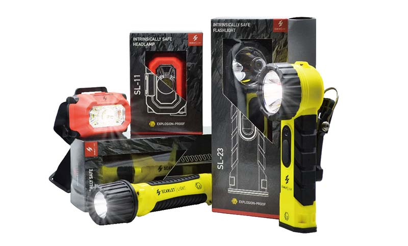 IECExEx1aIIC,T4,Class1DIV1&2,Zone0/1/2,CreeXP-G2LED,HighLumens,IP67rated,Durable,impact-resistantstructure,Flameproofaccessoriesavailable,applyinhazardousplaces