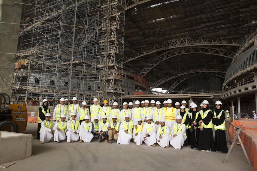 Abu Dhabi Airports Promote Heat Safety in Working Environment