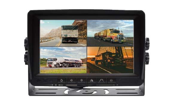 eliminateblindspots,wirelessdistance100M,2.4GHzdigitalwirelessA/Vsystem–800TVlinescamera, Auto-pairing,WaterproofIP68ratingforcamera,MemoryStorageUpto256GBSDCard