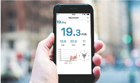 How to pick up a perfect anemometer for crane wind speed
