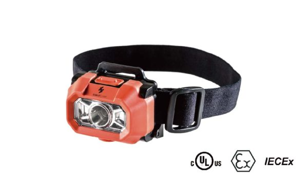 IECExEx1aIIC,T4,Class1DIV1&2,Zone0/1/2,CreeXP-G2LED,216HighLumens,IP67rated,Durable,impact-resistantstructure,Safetylockonthebatterycompartment,ex-proofheadlamp