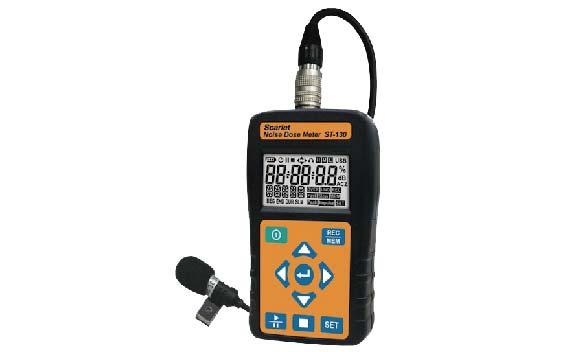 meetthestandarddosemeasurementofOHSA,IECandISOregulations,small,lightweight,cable-freedesigns,OSHA&IECNoiseDosimeter