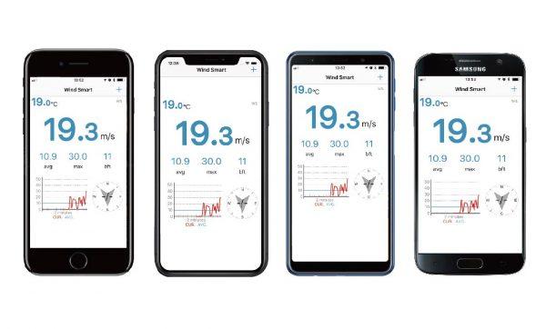 wireless anemomete-Long Battery Life