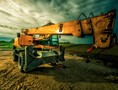 Top 8 Popular Mobile Crane Types for Construction Industry