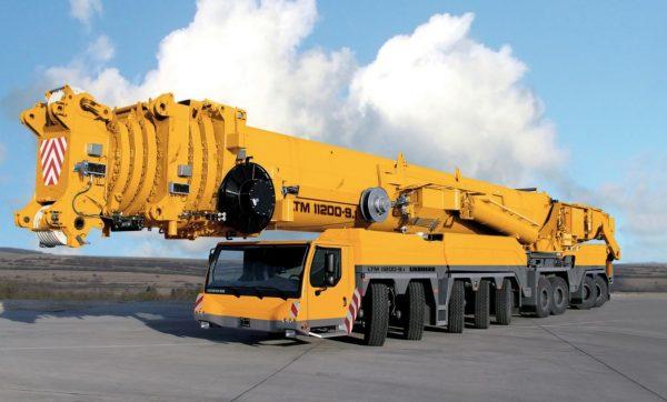 world's largest crane