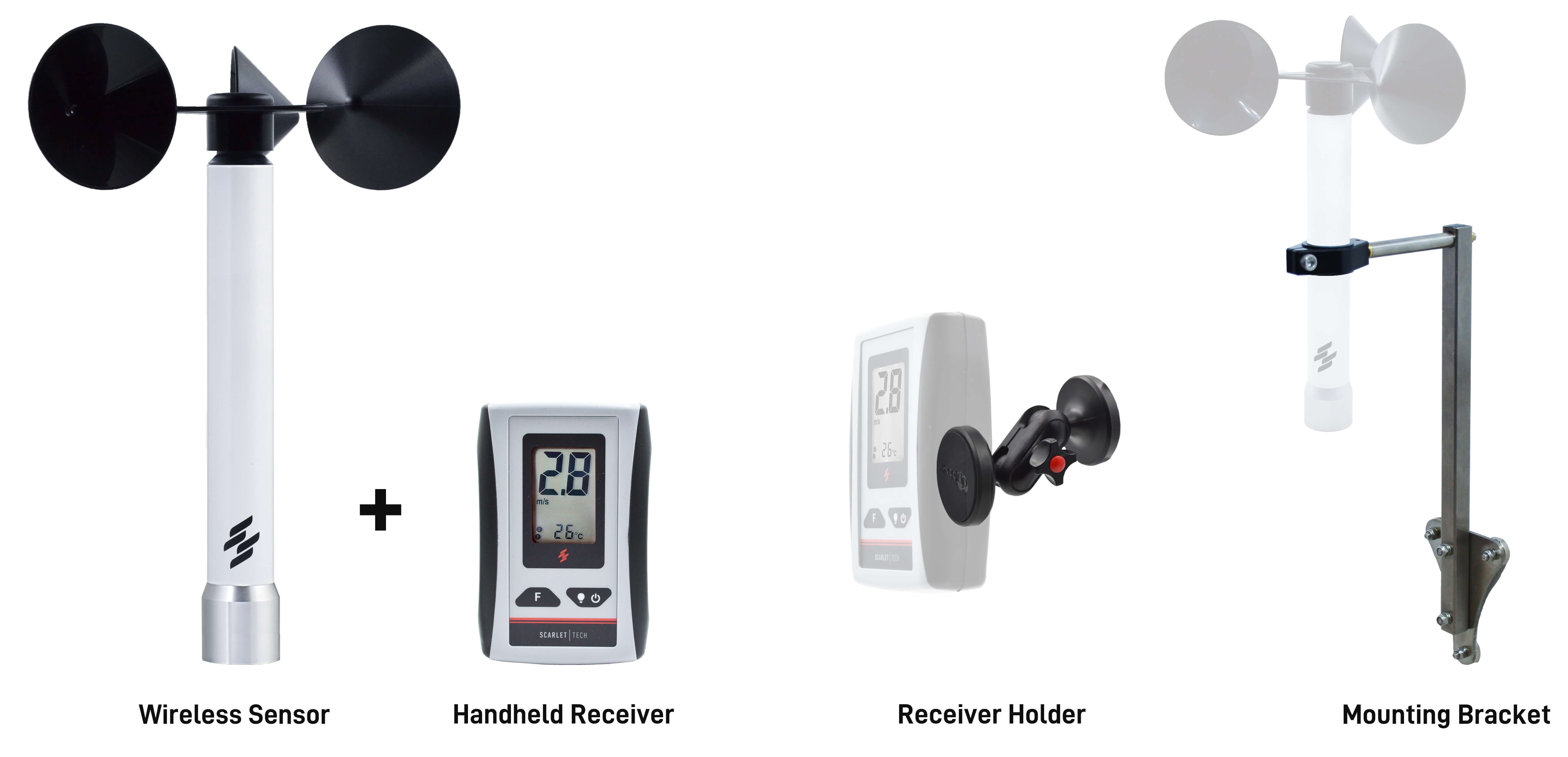 Wind speed and direction Transmitter Sensor Wind Speed Monitor Meter for Ship Crane Tower