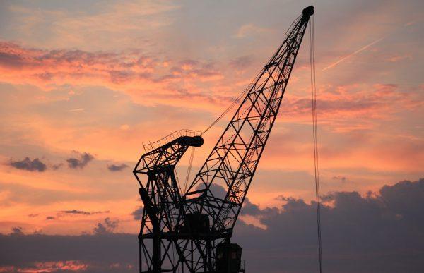 habour crane