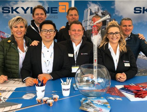Skyline Arcomet (Uperio Group) Signs Exclusive Distributorship Agreement with Scarlet Tech
