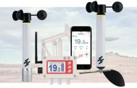 Wireless Anemometer Scarlet Tech