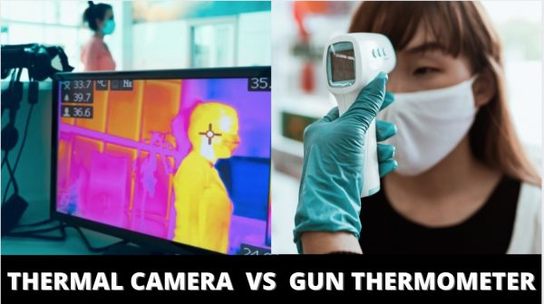thermal imaging scanner