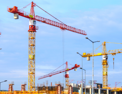 Why Do You Need to Install Several Anemometers on Different Heights on Multi-Cranes Site?