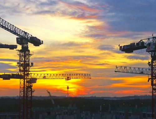 "Crane Safety: Wireless Solar Crane Camera ""Apollo M1"" Reduce Blind lifts"