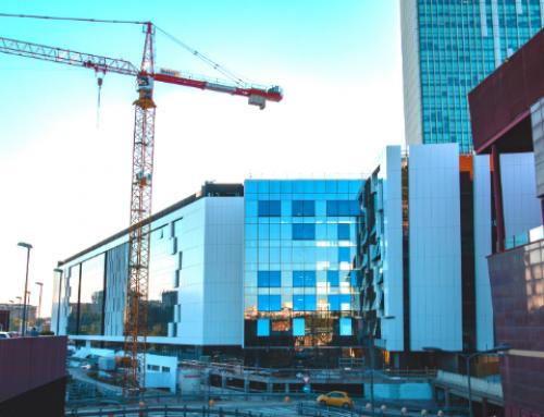 Crane Safety: Heathrow Cranes