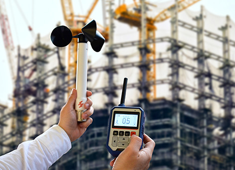 New Wireless Anemometer WR3 Plus