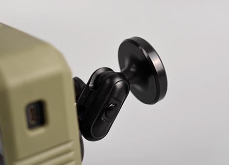 WL-21 receiver holder magnet mount