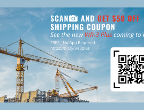 Scan QR Code and Get $50 Off Shipping