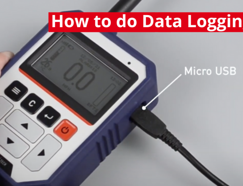 WR-3 Plus Guide: How to do Data Logging and Data Export?